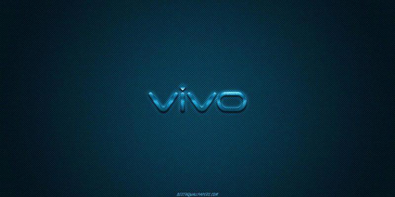 Компания Vivo анонсировала смартфон Vivo Z6 5G (10 102690 vivo logo blue shiny logo vivo metal emblem scaled 1)