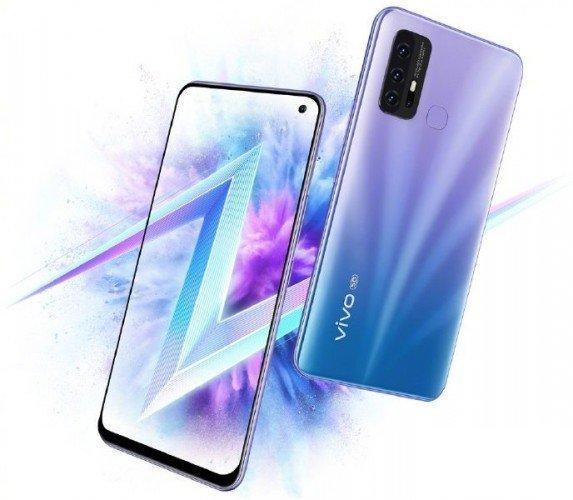 Vivo официально представила смартфон Vivo Z6 5G (1582193745 01 vivo z6 5g)