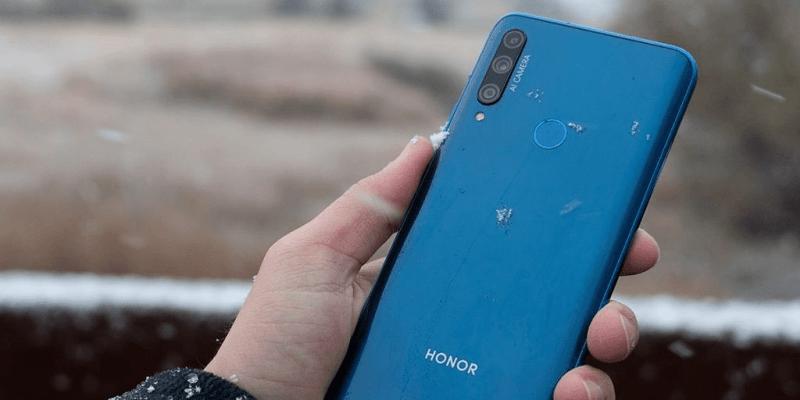 Характеристики и цена смартфона Honor 9X Lite утекли в Сеть до анонса (158460 o)