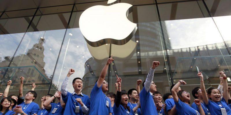 Apple закрыла все магазины и офисы в Китае до 9 февраля из-за коронавируса (180809 chang china apple tease mfecef)
