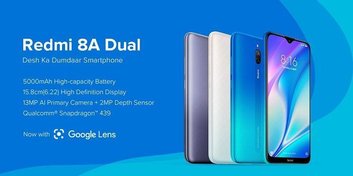 Xiaomi представила бюджетный смартфон Redmi 8A Dual (2020 02 11 13 24 22)