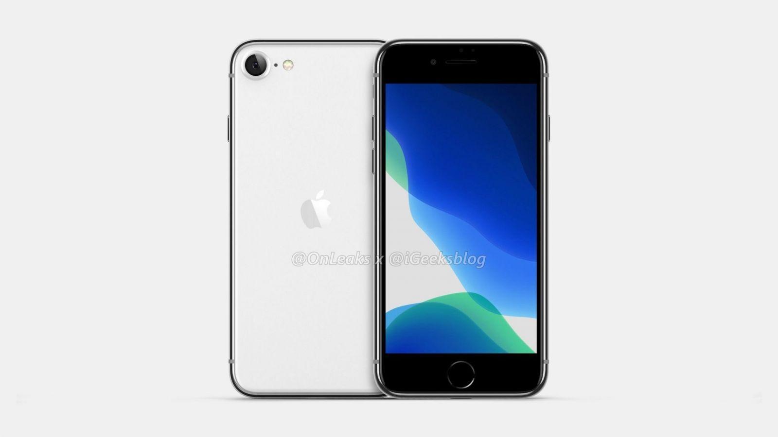 Производство iPhone SE2 задерживается (2020 iphone se 2 4.7 lcd display scaled 1 scaled)