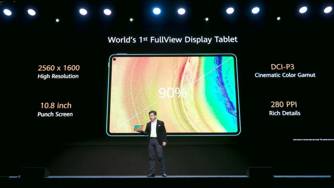 Huawei показала планшет MatePad Pro 5G (25gk8tcpm)