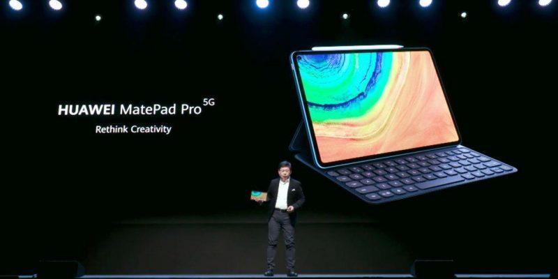 Huawei показала планшет MatePad Pro 5G (290td2uhf)