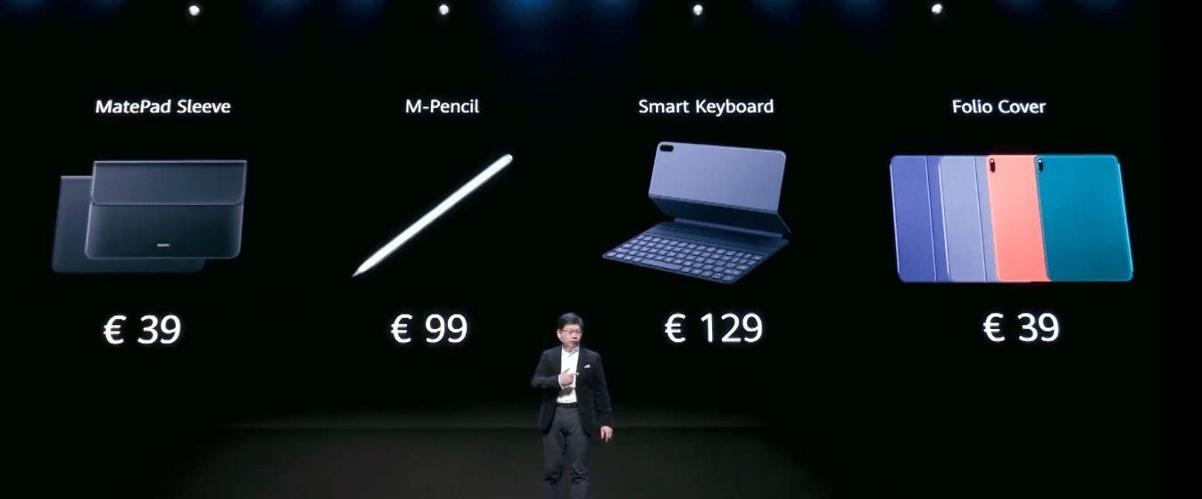 Huawei показала планшет MatePad Pro 5G (333)