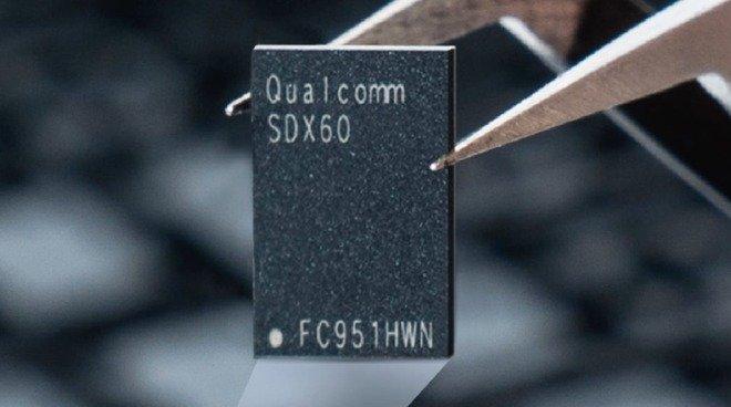 Чип Qualcomm X60 5G вероятно будет использоваться в iPhone 2021 года (34590 62550 qualcomm x60 modem head l)