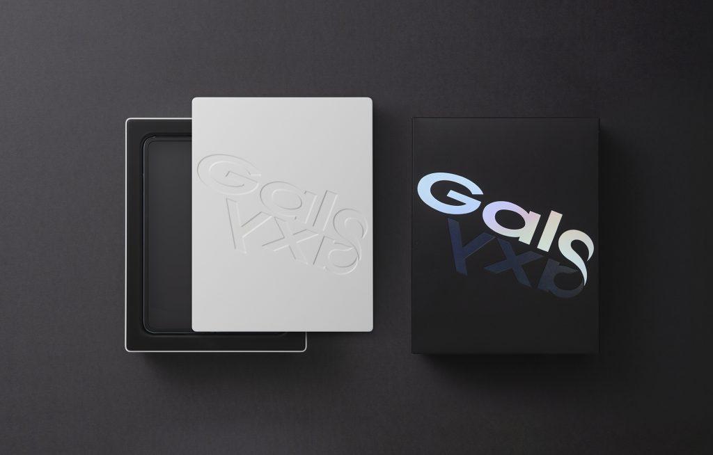 Samsung получила 61 награду на дизайнерской премии iF Design Awards (3 galaxy fold package 1 1024x654 1)