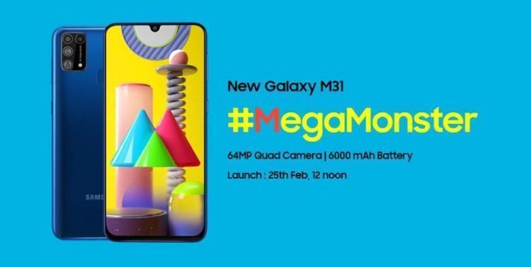 Инсайдер рассекретил характеристики смартфона Samsung Galaxy M31 (3d7a1b177e142e17a6af06bfe463b7aa)