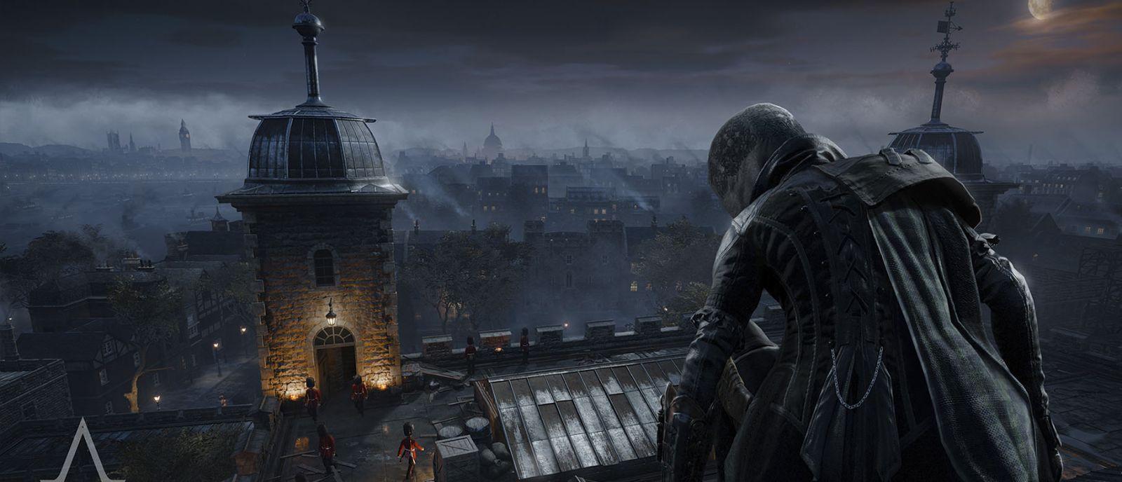 Компания Epic Games бесплатно разадаст копии игры Assassin's Creed Syndicate (69054734)