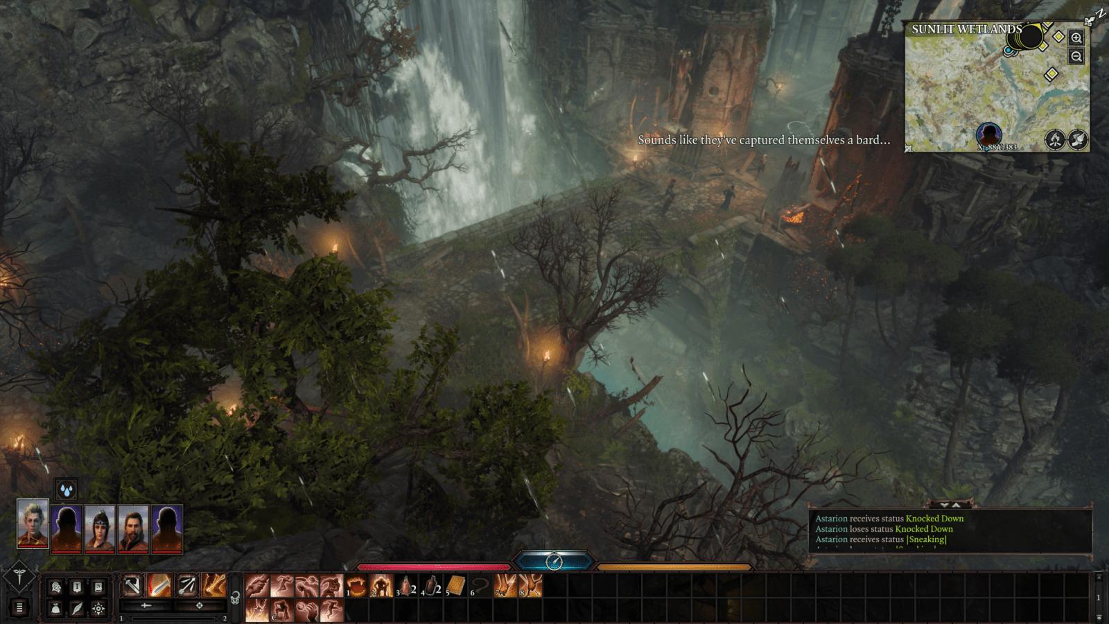 В сети появились первые скриншоты Baldur's Gate 3 (6c5e12264d4da4ab1ea0980566cbf2bf)