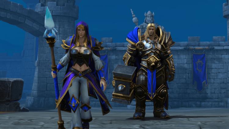 Разработчики Warcraft III: Reforged извинились за провал новой части игры (750)