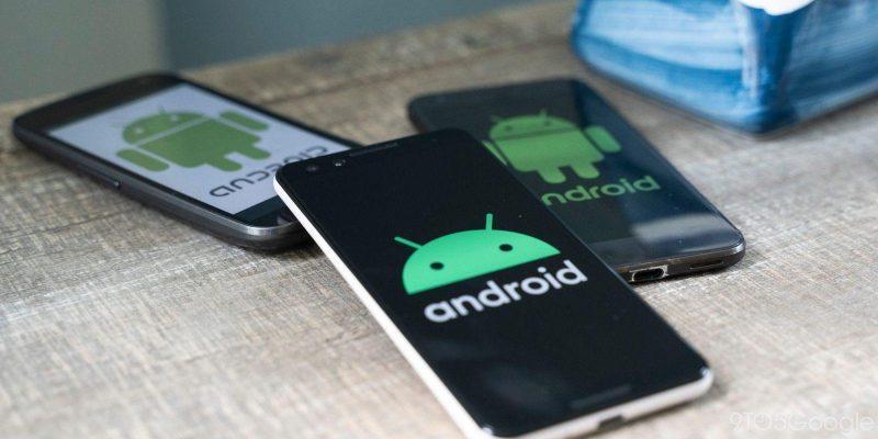 Google выпустила бета-версию Android 11 для разработчиков (android logo history 2 large)