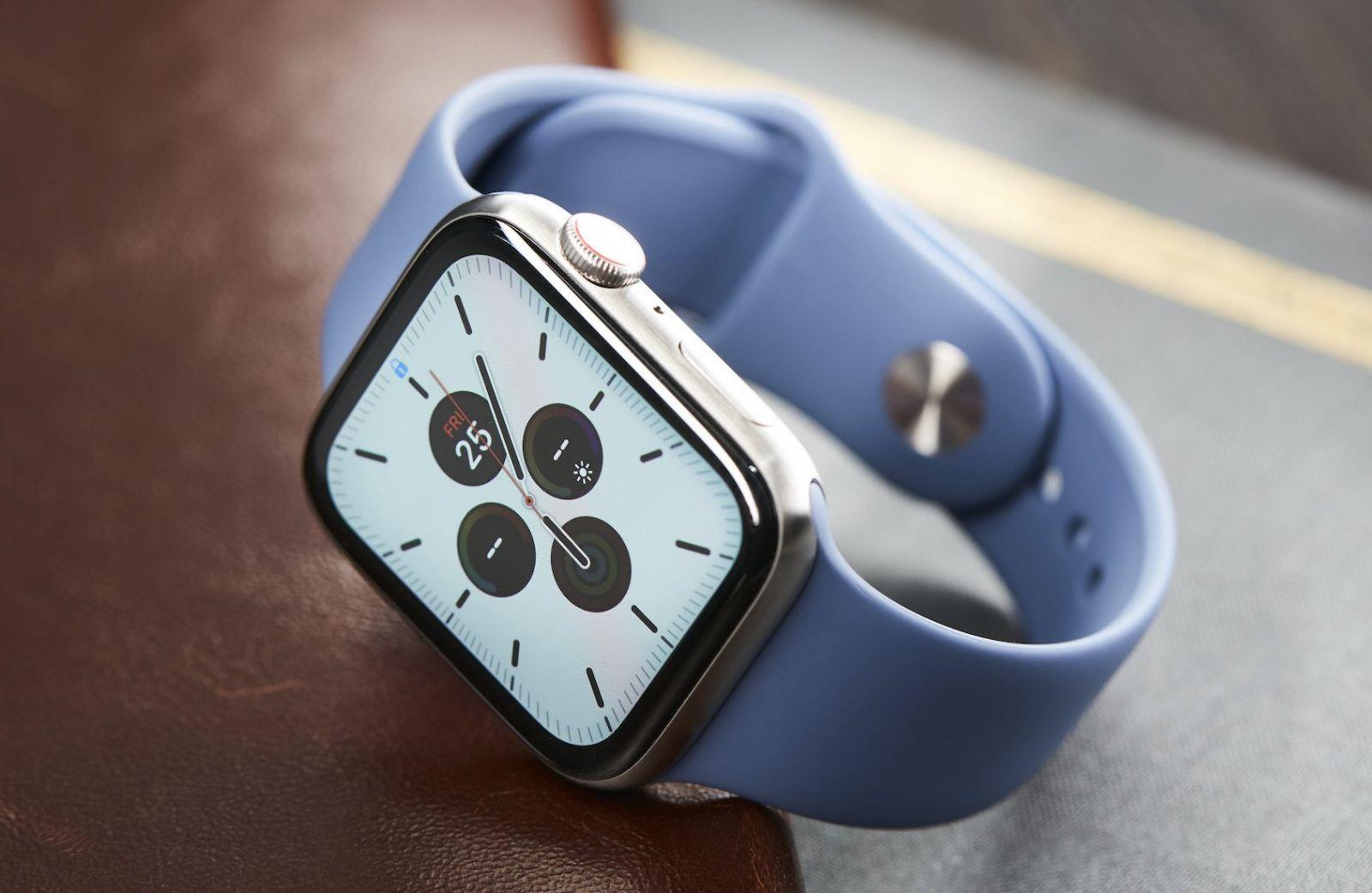 Apple продала больше Watch, чем все швейцарские бренды вместе взятые (apple watch titanium 0780)
