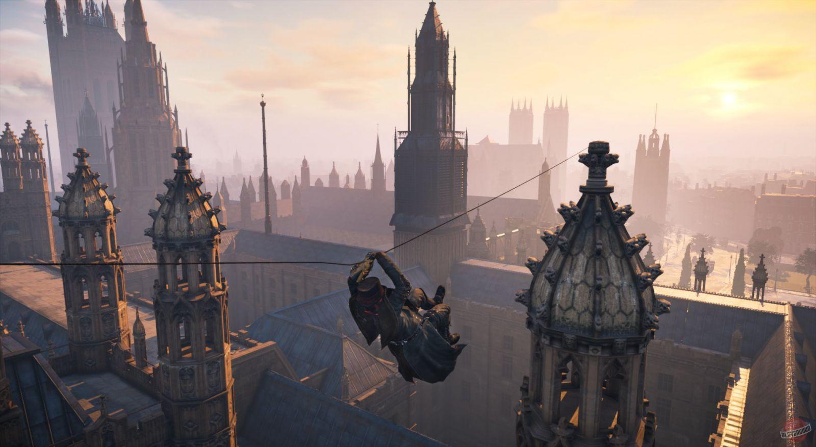Компания Epic Games бесплатно разадаст копии игры Assassin's Creed Syndicate (assassins creed syndicate)