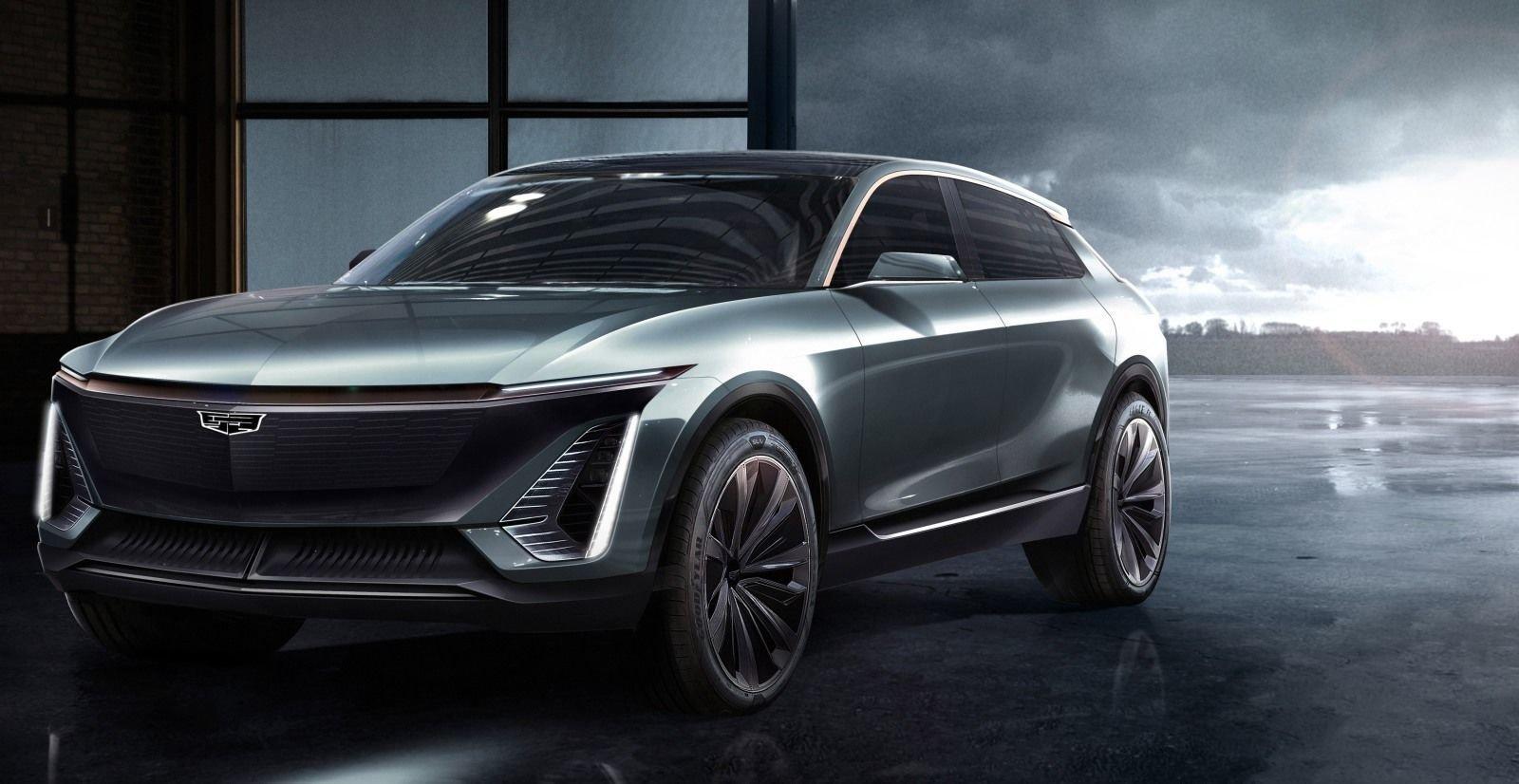 Cadillac выпустит первый электрический автомобиль в апреле (dims)