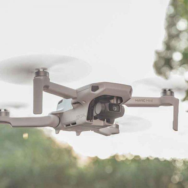 Трамп приказал провести оценку безопасности использования китайских дронов (djimavicmini 720)
