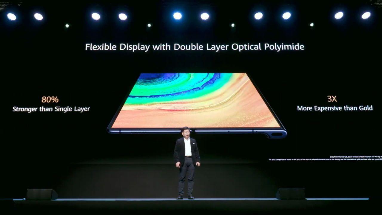Huawei представила новый складной смартфон Huawei Mate Xs (dwksv2uef)