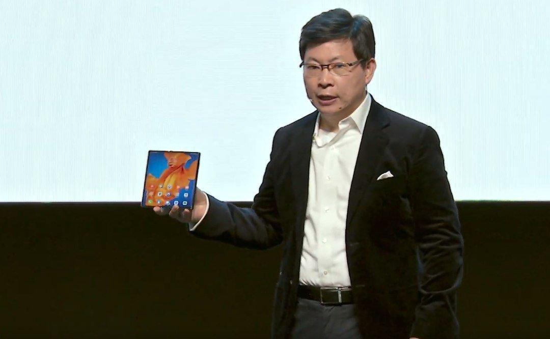 Huawei представила новый складной смартфон Huawei Mate Xs (dwu4f2q1i)