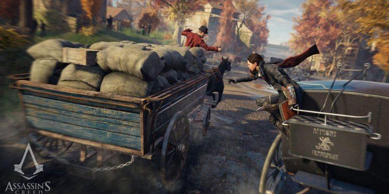 Компания Epic Games бесплатно разадаст копии игры Assassin's Creed Syndicate (e0b050f2 2024 40e4 83d0 4e442936b4d5)