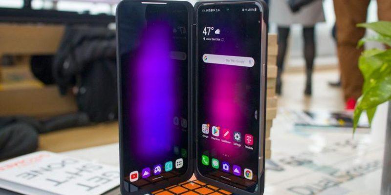 Компания LG представила смартфон LG V60 ThinQ (face8d3e32af1b027c148894b618ade8)