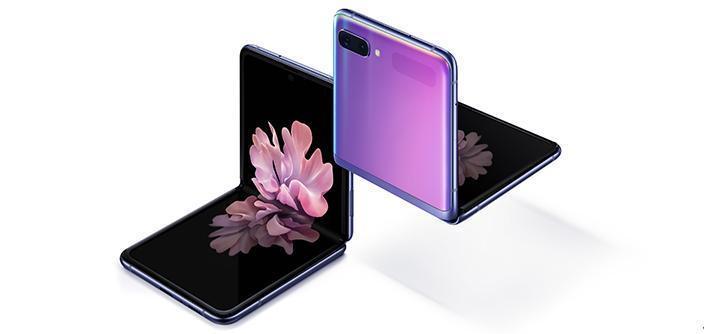 Samsung представил складной смартфон Galaxy Z Flip (featured flip 1)