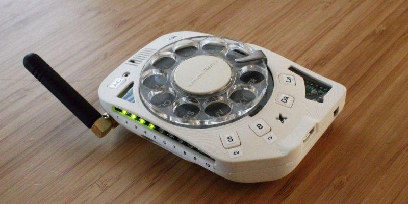 Инженер изготовил свой смартфон c барабанным диском и антенной (ffffffffff scaled 1)