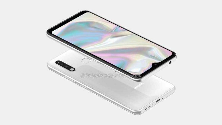 Линейка смартфонов Samsung Galaxy A70 пополнится ещё одной моделью (galaxy a70e b 747x420 1)
