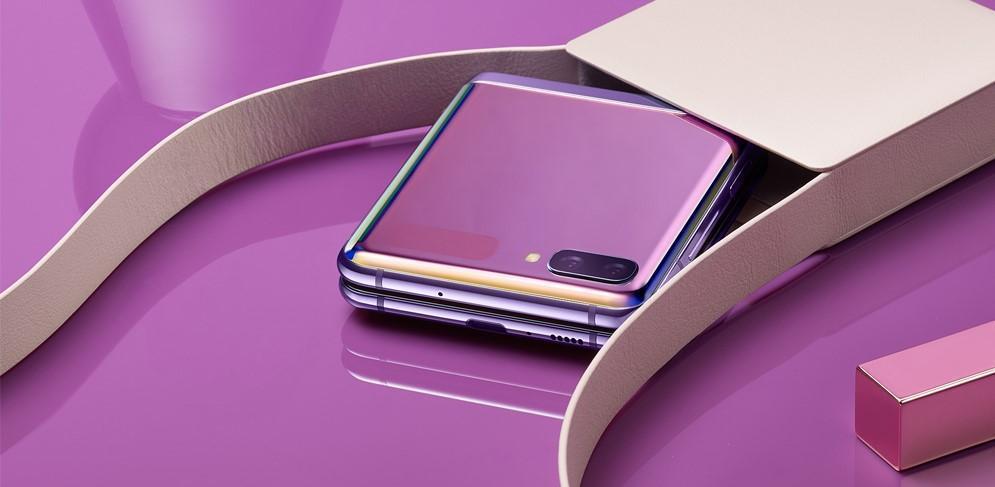 Samsung Galaxy Z Flip поступил в продажу в России (galaxy z flip design story main 4)