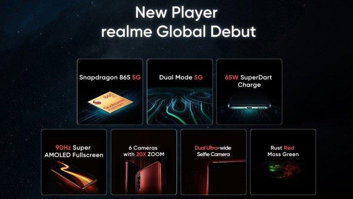 Компания Realme представила флагман Realme X50 Pro 5G (gsmarena 003)