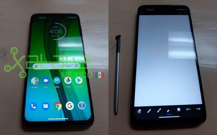 Опубликованы характеристики смартфона Moto G Stylus (gsmarena 005)