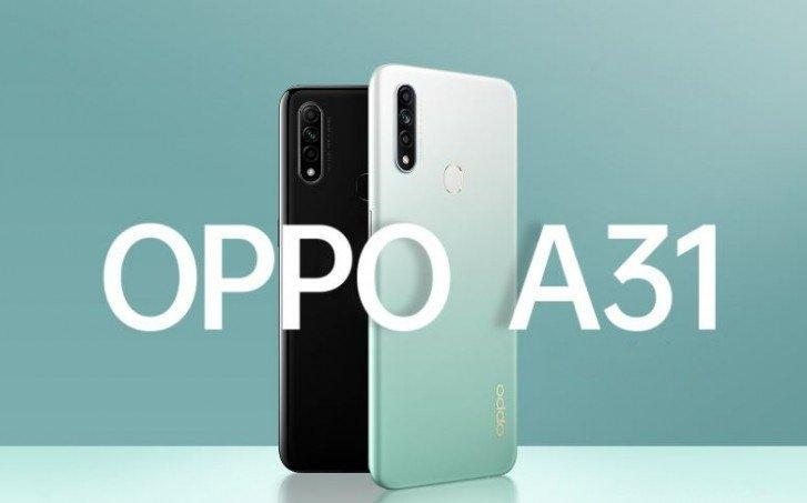 Компания Oppo представила смартфон Oppo A31 (gsmarena 010)