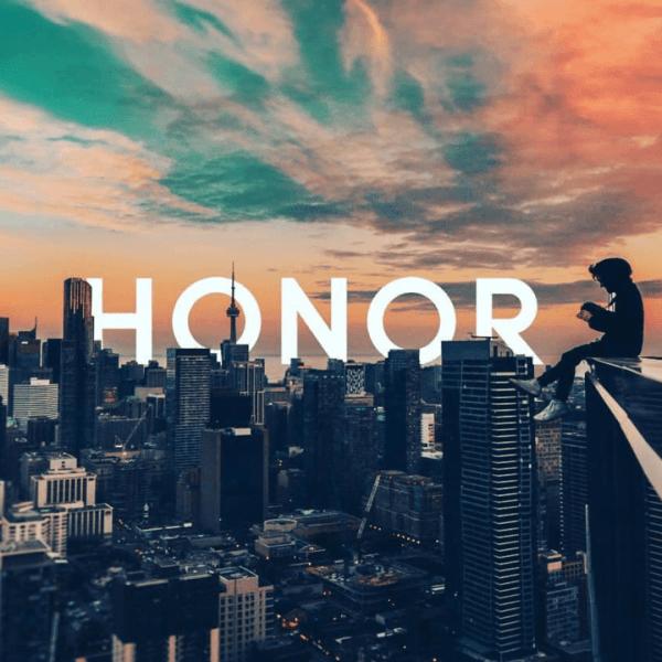 Honor представит флагман на Snapdragon 888 в июле (honorlogo)