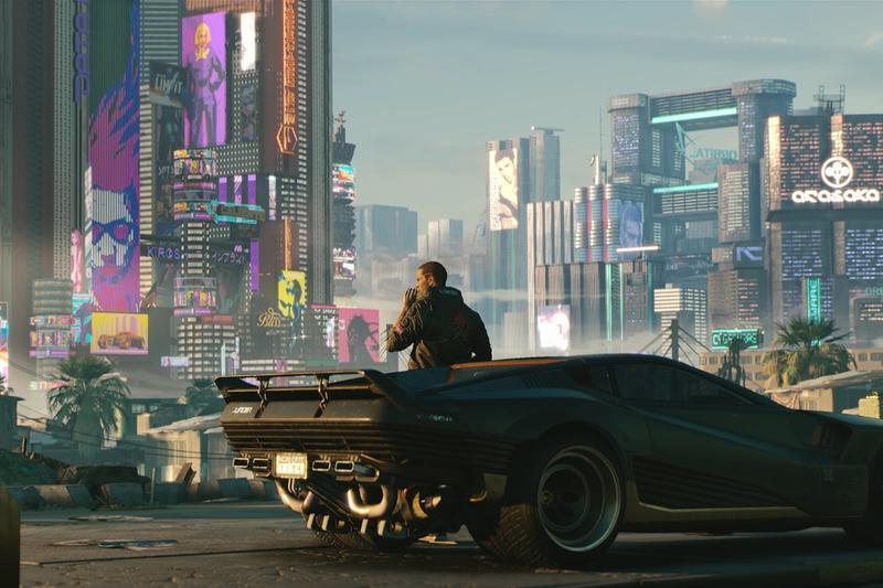 Разработчики Cyberpunk 2077 отказались от интервью из-за коронавируса (https hypebeast.com image 2020 02 cd projekt cyberpunk 2077 xbox series x upgrade 01)