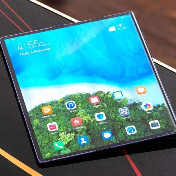 Huawei анонсирует новый складной смартфон 24 февраля в Барселоне (huawei mate xs 5)