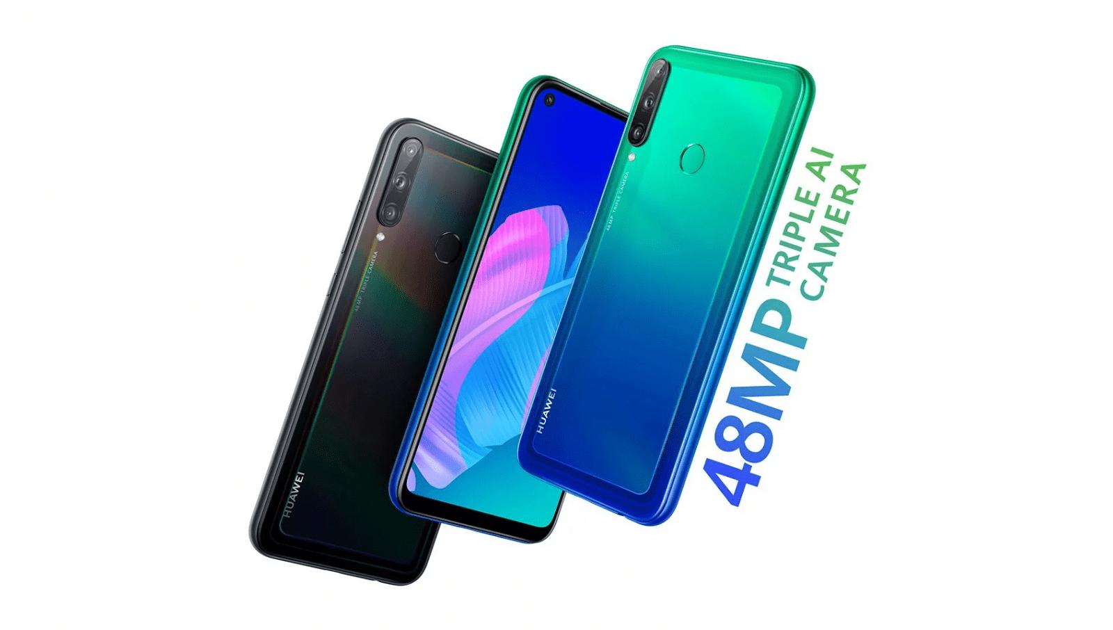 Huawei представила смартфон Huawei P40 Lite (huawei y7p large)