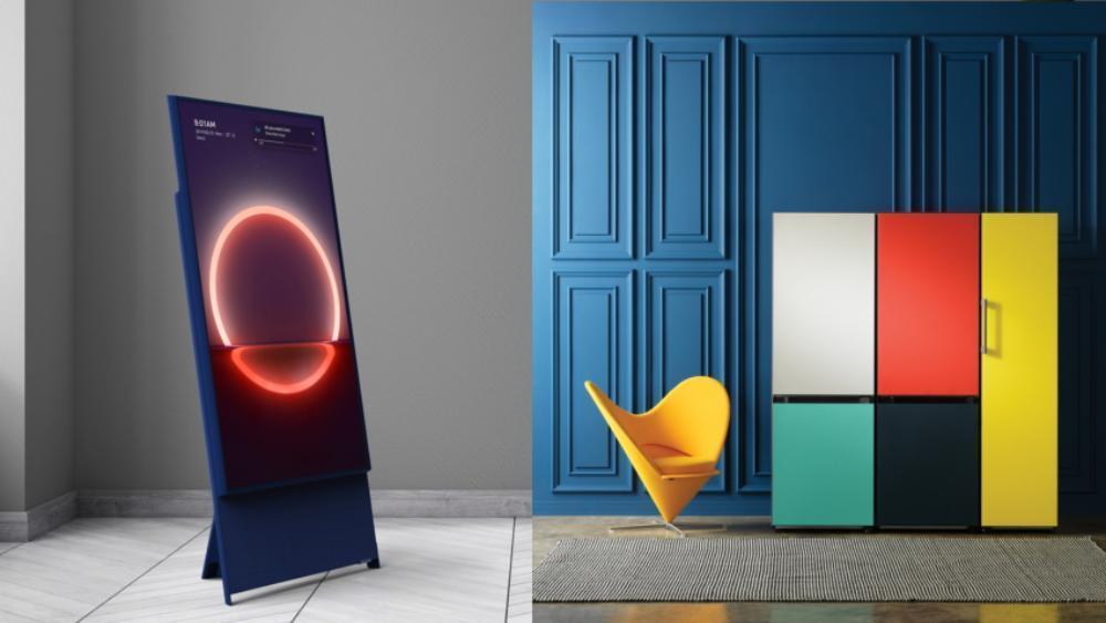 Samsung получила 61 награду на дизайнерской премии iF Design Awards (if design awards 2020 main 1)