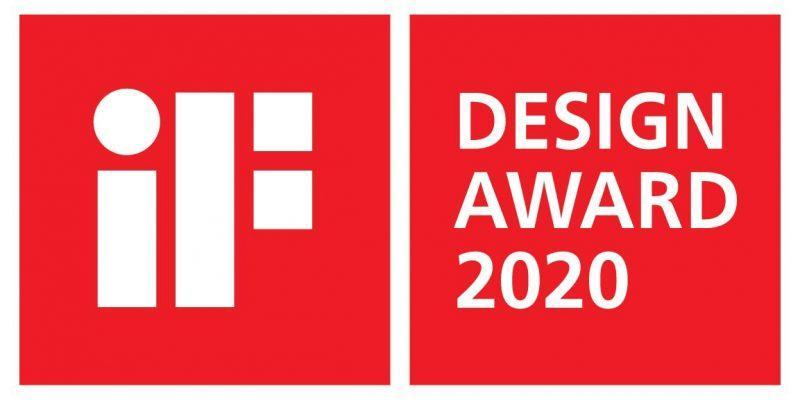 Samsung получила 61 награду на дизайнерской премии iF Design Awards (if designaward2020 red l rgb)