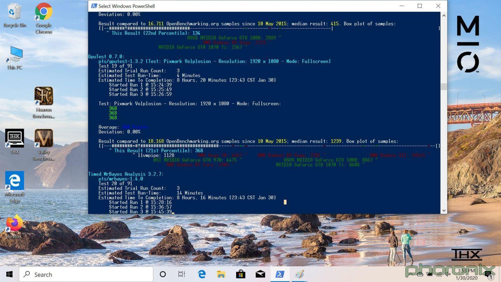 Ubuntu в тесте на производительность оказалась быстрее, чем Windows 10 (image 1 large)