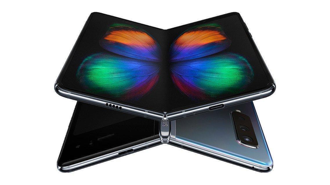 Samsung может выпустить Galaxy Fold 2 в июле (image)
