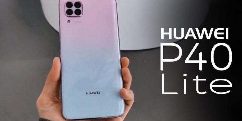 Huwawei представила смартфон Huawei P40 Lite (maxresdefault 14)