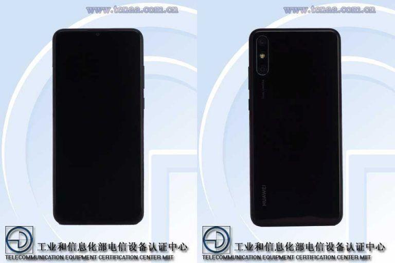 Компания Huawei анонсировала смартфон Huawei Enjoy 10e (med al00 tenaa 768x512 1)