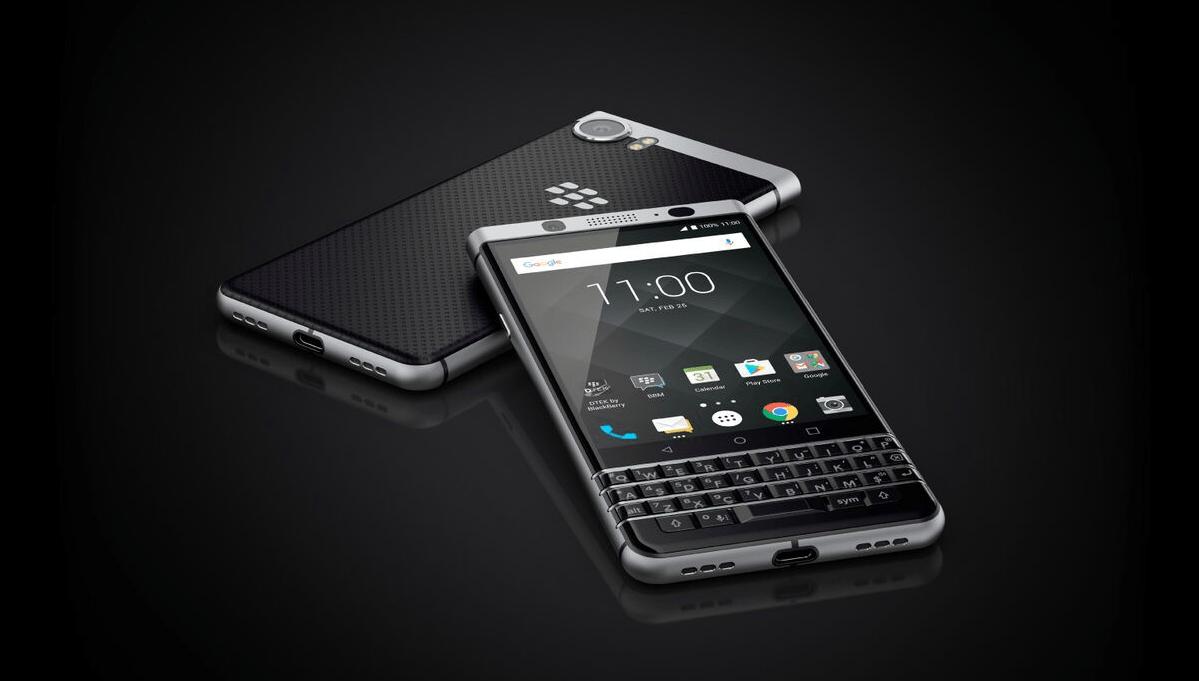 BlackBerry уходит с рынка. Прощай, эпоха (nexus2cee keyone hero)