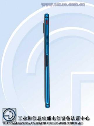 В сети появились первые изображения смартфона Nubia Red Magic 5G (nubia red magic 5g images pop up on tenaa 2)