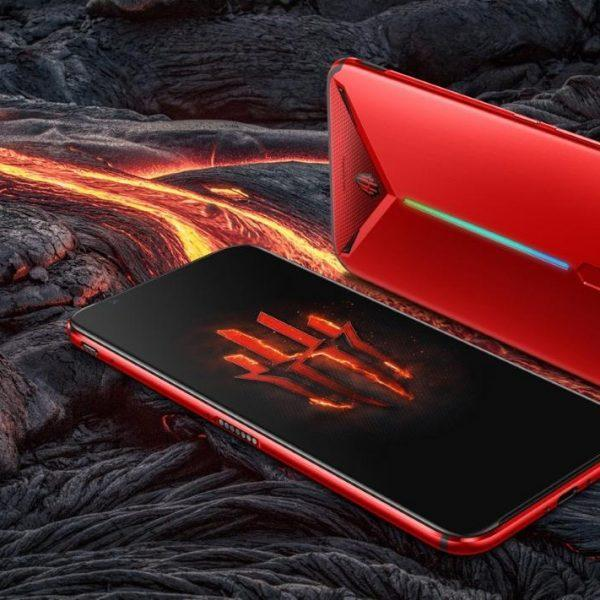 Nubia представит флагман Red Magic 5G с частотой обновления 144 Гц на MWC 2020 (nubia red magic 5g will have 144hz screen)