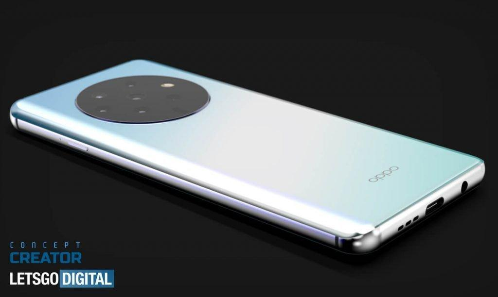 OPPO запатентовала смартфон с 7-ю камерами (oppo 2020 model 1024x612 1)