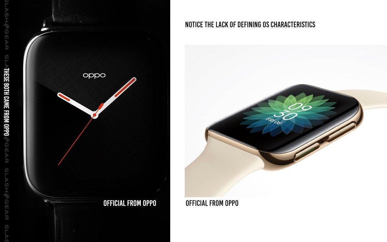 OPPO создаёт часы с изогнутым дисплеем (oppoewatchgawse)