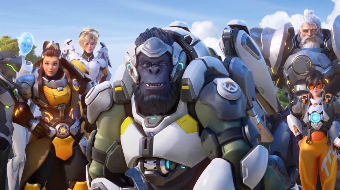 Netflix снимет сериалы по Diablo и Overwatch (overwatch main)