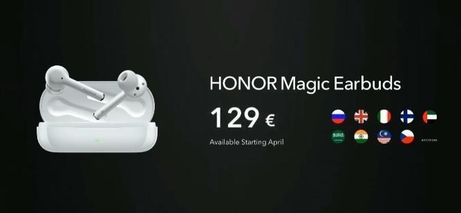 HONOR сделал наушники Honor Magic Earbuds (photo 2020 02 24 21 22 01)