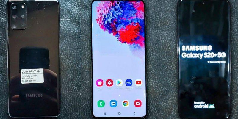 Объявлены цены на смартфоны из линейки Samsung Galaxy S20 (podtverzhdena vazhnaa osobennost samsung galaxy s20 picture2 0)