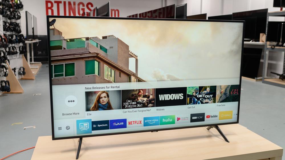 Samsung начала блокировать телевизоры, купленные не в официальных магазинах (q60r design medium)